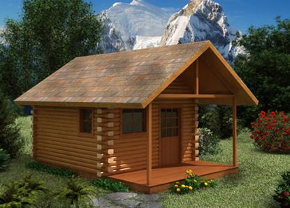 Log Home Designs | Ozark Custom Country Homes