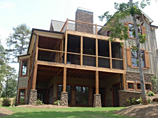 Max fulbright designs ozark custom country homes for Max house plans