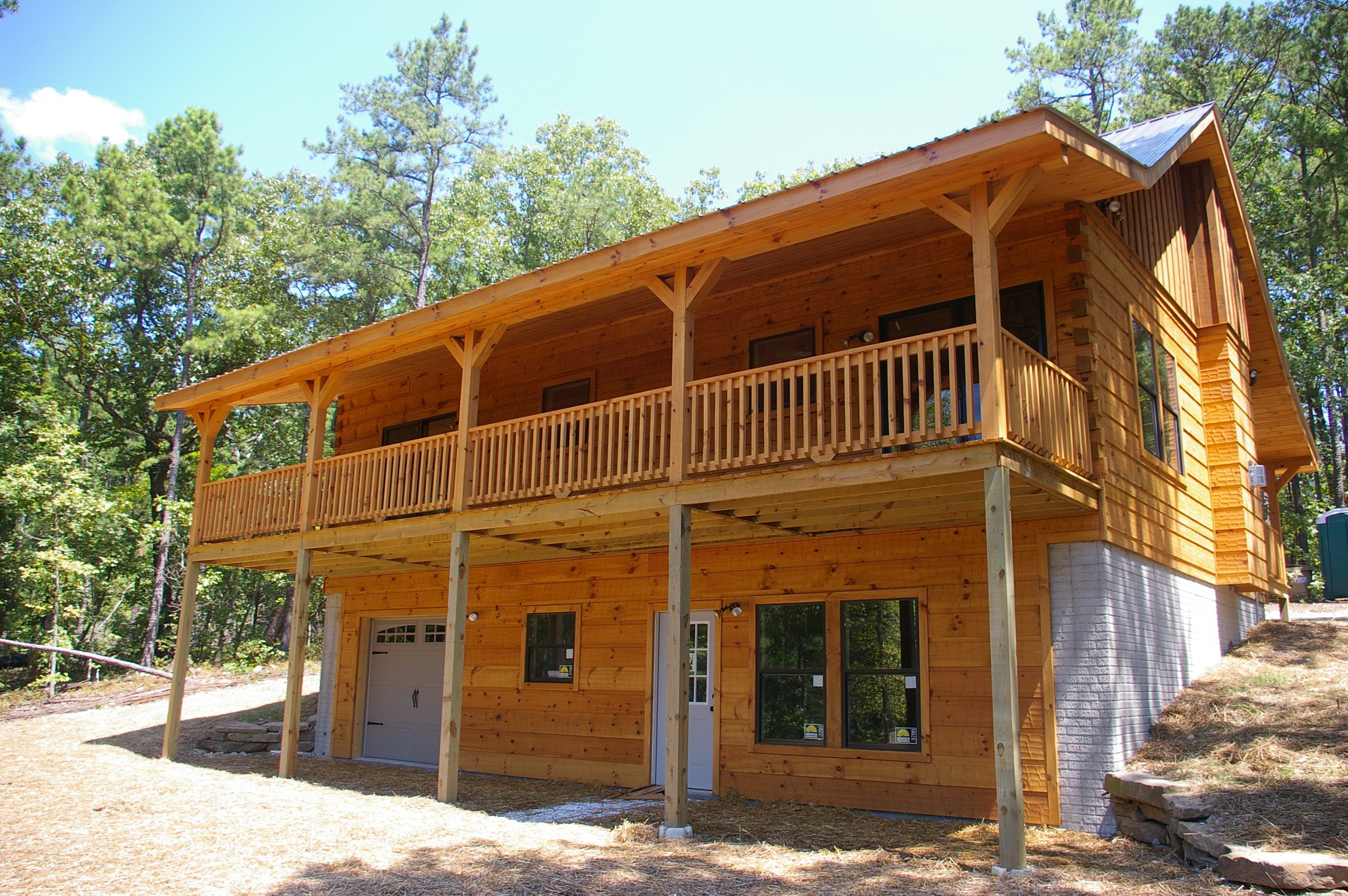 The Buffalo Cabin Near Hasty Ar Ozark Custom Country
