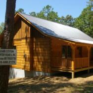 The Buffalo Cabin  – Near Hasty, AR