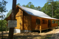 The Buffalo Cabin  – Near Hasty, AR