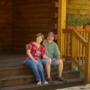 Custom Log Homes – Powell Log Home