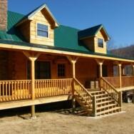 Stephenson Log Home