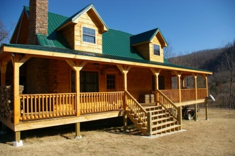 Stephenson Log Home